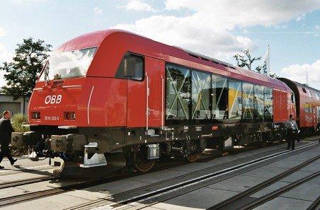 Railway Vehicles - RAIL POWER T TRACTION ALTERNATORS